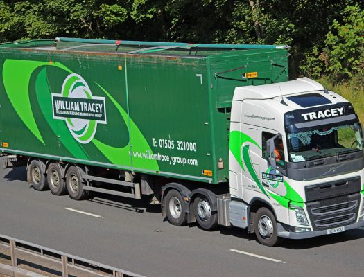 waste industry fleet management