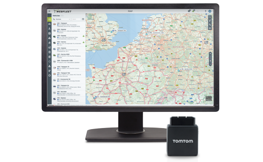 Entry level vehicle tracking software