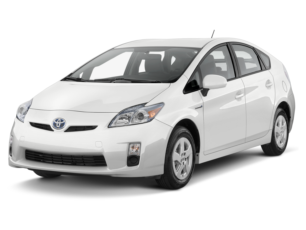 hybrid vehicle fleet
