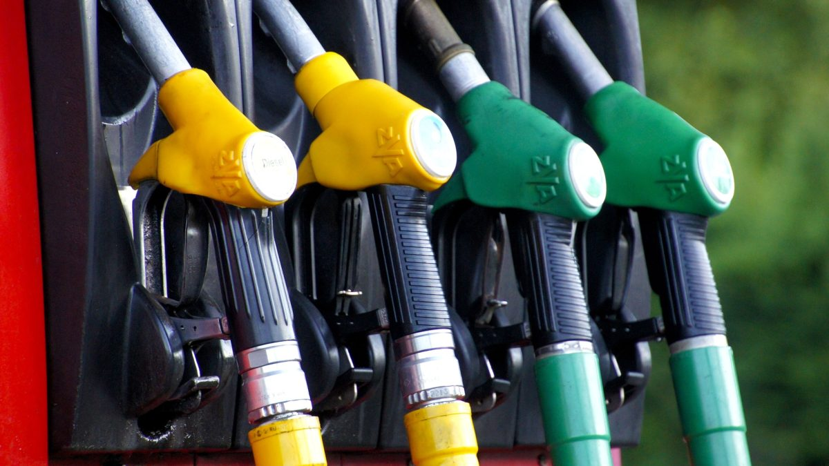 fuel price rises with fleet telematics
